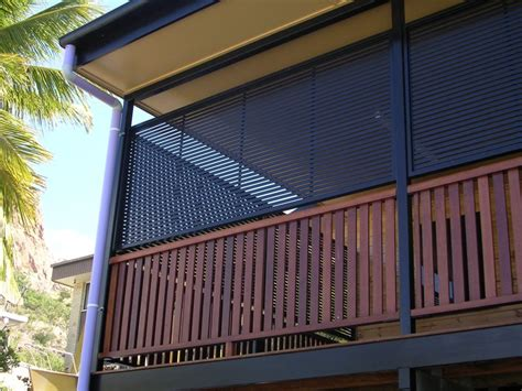 balcony privacy screen practical security screens brisbane secure your home
