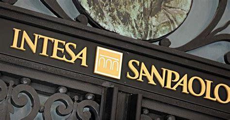 elenco banche gruppo intesa incontro con l azienda 20 gennaio