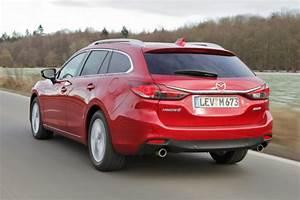 Mazda 6 Kombi Diesel : kombi vergleich der neue mazda6 fordert den vw passat ~ Kayakingforconservation.com Haus und Dekorationen