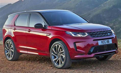 land rover discovery sport fl  motor autozeitungde