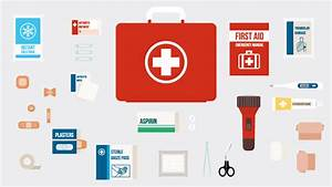 Five Recommended First Aid Kits