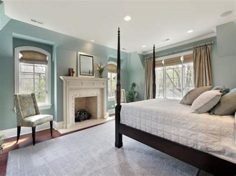 bloombety relaxing bedroom colors  fireplace design