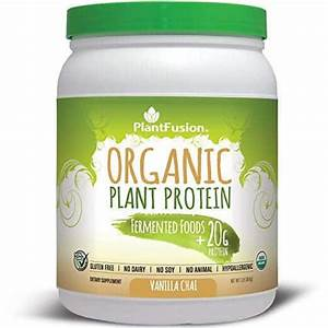 Plant Fusion Protein Powder Reviews  Nutrition And Ingredients Analysis