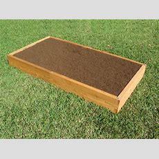3x6 Raised Garden Bed  3x6 Cedar Bed  Garden In Minutes