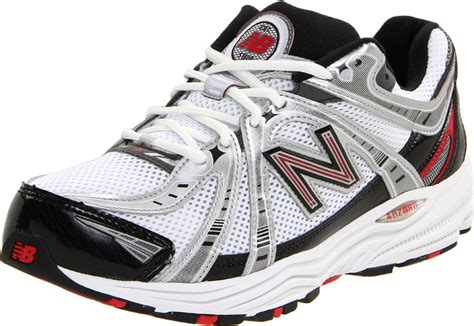 New Balance Mens Mr840 Running Shoe In Silver For Men