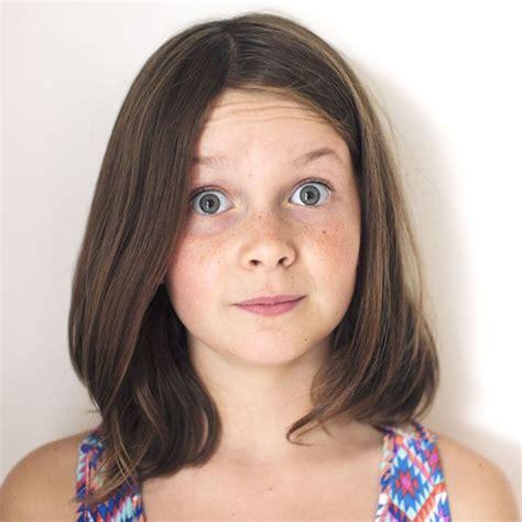 coiffure enfant nos idees de coiffure fille coiffure