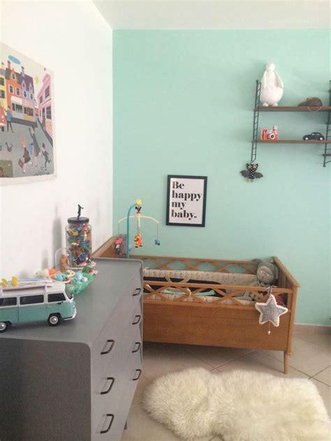 chambre bébé couleur couleur mur chambre bebe fille kirafes