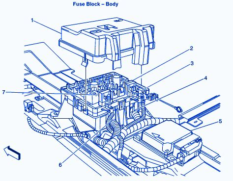 2006 Chevy Optra Wiring Diagram by Chevrolet Optra 2006 Driver Seat Fuse Box Block