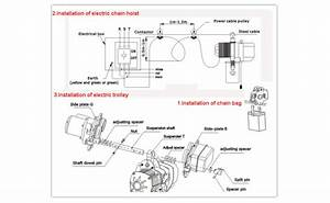 Chain Hoist Wiring Diagram For