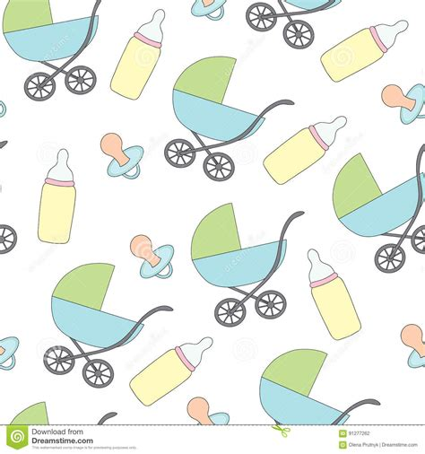 Baby Dummy Vector Cartoon Vector Cartoondealercom 22301513
