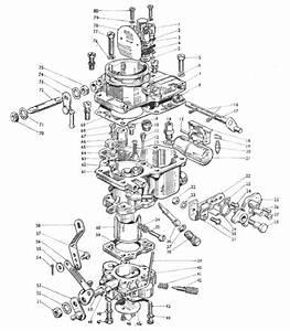 Stromberg Carburetor Diagram