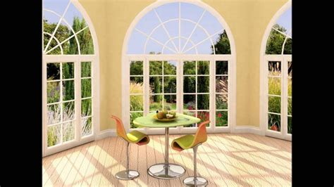 aberturas francesas fachadas  ventanas de estilo