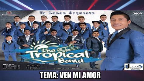 The Tropical Band Vol. 2