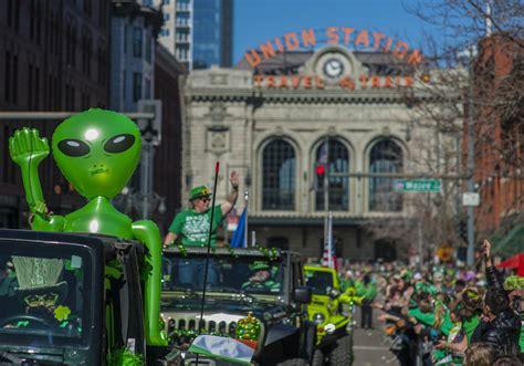 denver st patricks day parade visit denver