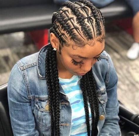 goddess braids designs 50 goddess braids to bless ethnic hair in 2018