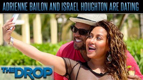 Adrienne Bailon Vacations With Gospel Singer Israel