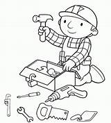Coloring Pages Construction Printables Tool Popular sketch template