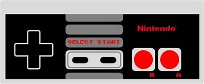 Nintendo Controller Clip Vector Svg Drawing 52kb