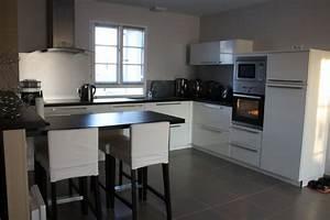 couleur mur cuisine avec meuble blanc 13 messages With couleur murs cuisine avec meubles blancs