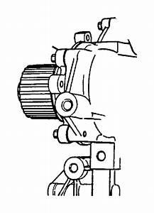 Chrysler Pt Cruiser Pump  Water   Engine