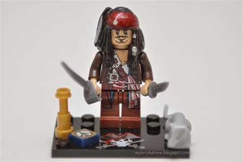 Imitation Of Lego Pirates Of The Caribbean