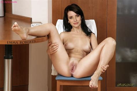 Emma Roberts Nude Photos Yes Shes Totally Naked Nsfw