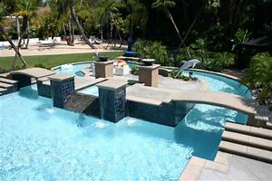 Cool pool 5 - Contemporary - Pool - other metro - by Elite