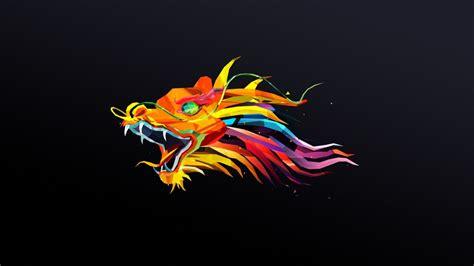 Colorful Dragon Head Wallpapers  Colorful Dragon Head