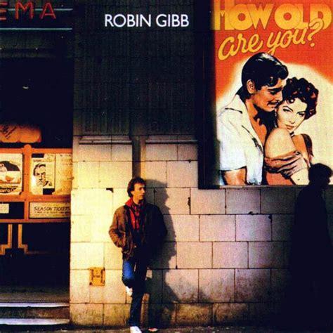 Carátula Frontal De Robin Gibb  How Old Are You? Portada