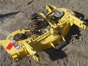 John Deere 48 U0026quot  Mower Deck  F500  As