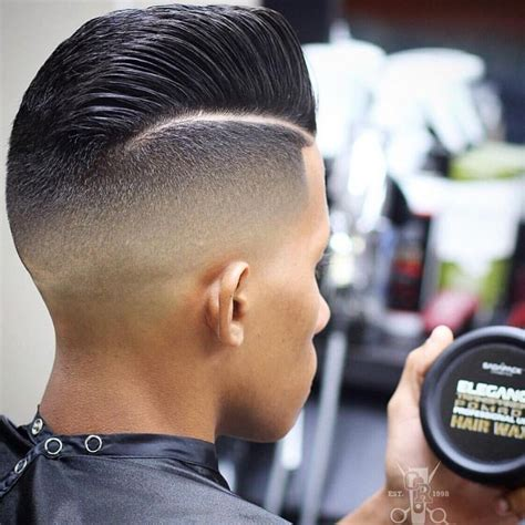 comb  fade hairstyles  men  page