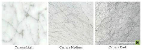 quartz countertops that look like carrara marble which granite looks like white carrara marble