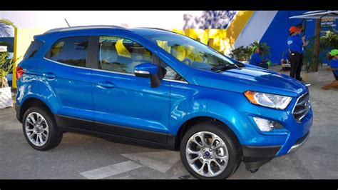 ford ecosport mpg suv youtube