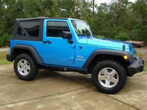 light blue jeep wrangler 2 door surf blue baby jk forum com the top destination for
