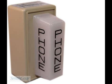 blinking light when phone rings telestrobe ring indicator and phone strobe flasher