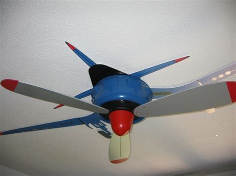 Vintage Airplane Propeller Ceiling Fan by 25 Best Ideas About Airplane Ceiling Fan On