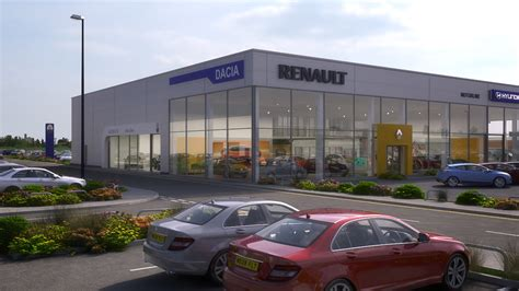 Renault-hyundai-maserati Multi-brand Dealership