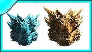 Viserion Vs Drogon Size Comparison