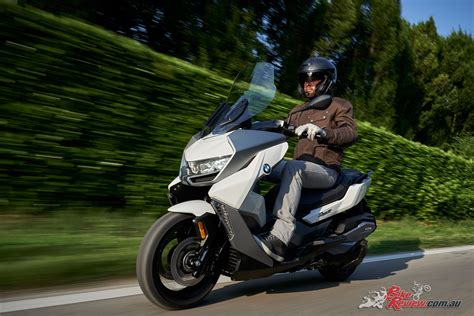 new model bmw c 400 gt scooter bike review