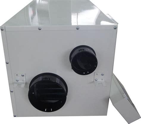 deshumidificateur silencieux pour chambre dxf 1200 pipeline de plafond monté déshumidificateur 158l