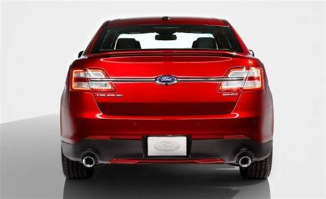 ford taurus sho review  price
