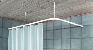 Duschvorhang Für Fenster : duschvorhang stange kein stop in der kurve winkelstange weiss ebay ~ Markanthonyermac.com Haus und Dekorationen