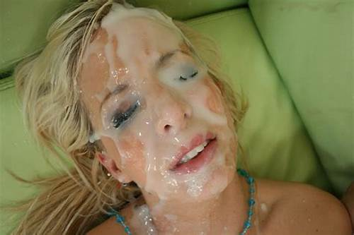 Old Have A Facial Surprise #Flexible #Blonde #Chick #In #White #Panties #Gets #Her #Smooth