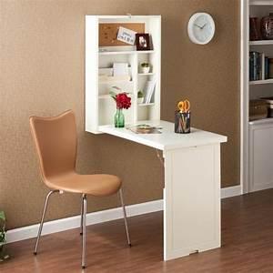 Meuble Mural Ikea : le bureau pliable est fait pour faciliter votre vie ~ Dallasstarsshop.com Idées de Décoration