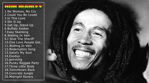 The Best Bob Marley Songs by Bob Marley Top Hits Bob Marley Best Reggae Songs Bob