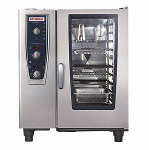 Rational Cm101 10 Tray Electric Combi Oven