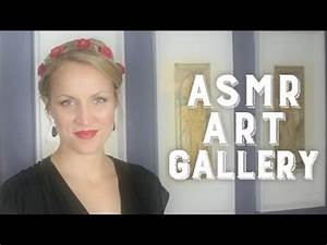 ASMR Art Gallery Tour ~ Relaxing Role Play ~ (Part 1 ...