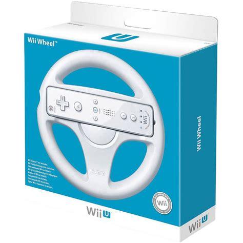Volante Nintendo Wii Volant Nintendo 2312466 Nintendo Wii U Blanc Sur Le Site