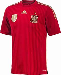 Spain 2014 World Cup Kits Released - Footy Headlines