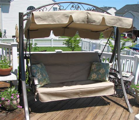 costco patio swing canopy replacement modern patio outdoor